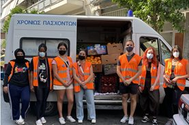 Εθελοντές Greek America Foundation: Εξαιρετική συμμετοχή στο Πρόγραμμα «Μπορούμε στη Λαϊκή»