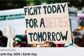 Ημέρα της Γης 2020