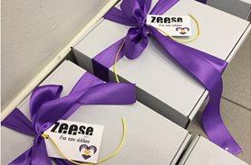 100 κουτιά αγάπης από την Sefco Zeelandia