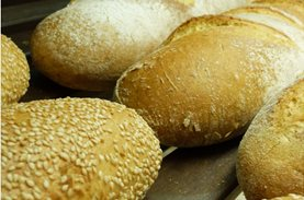 """100 loaves of bread were """"saved"""" and offered from a bakery in Gyzi"""