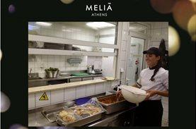 Tο ξενοδοχείο Melia Athens Hotel στηρίζει έμπρακτα την δράση του Μπορούμε