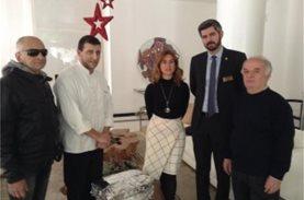 Προσφορά γευμάτων σε 5 γηροκομεία από το ξενοδοχείο Grecotel Pallas Athena